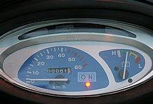 帰り道にテストを終了した際のオドメーターは81キロ。満充電から31キロ走ることができました。かなり優秀です。