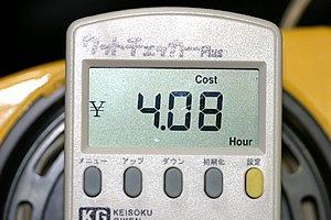 恒例のワットチェッカーによる電気代チェック! LANGは1時間当たり4.08円という結果でした。充電時間は8~10時間とのことですから、電気代は日中では32~40円程度。これまでの電動バイクの平均金額が25円程度ですから少し高めですが、LANGではバッテリー保護のため緩やかな充電設定にしているそう。メーカーさんの考え方が反映される部分ですが、バッテリー寿命を長くすると考えればお得といえるでしょう。