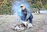 第七回 原付でキャンプとたき火とダムカード(神奈川県)