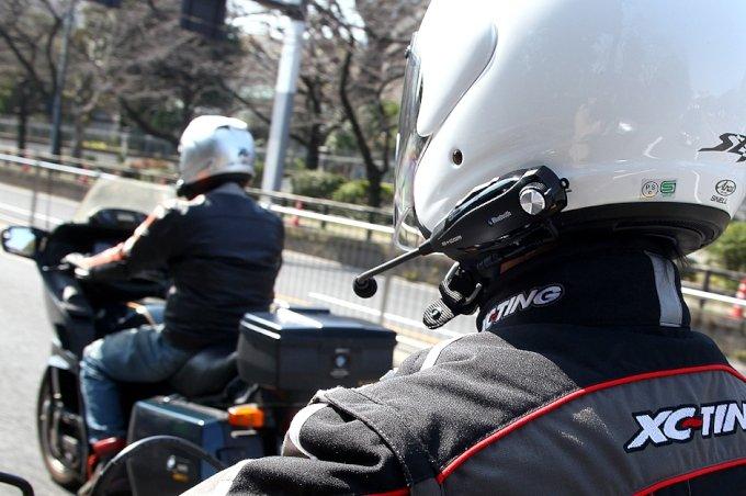 バイク用品インプレッション
