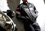 SIMPSON SJ-1139 Nylon Jacket