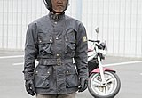 ベルスタッフ XL500 Replica Jacket Man
