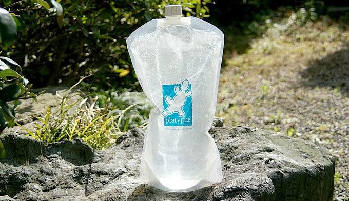 プラティパス水筒