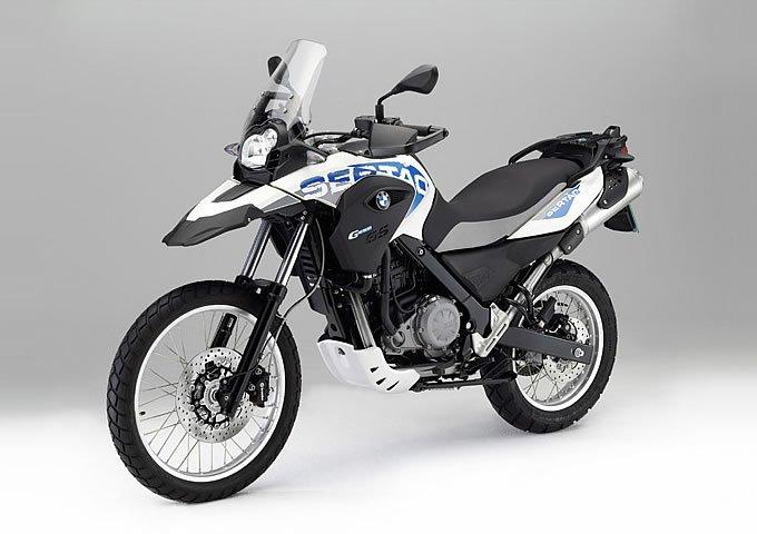BMW Motorrad G650GS sertao(2012)の画像