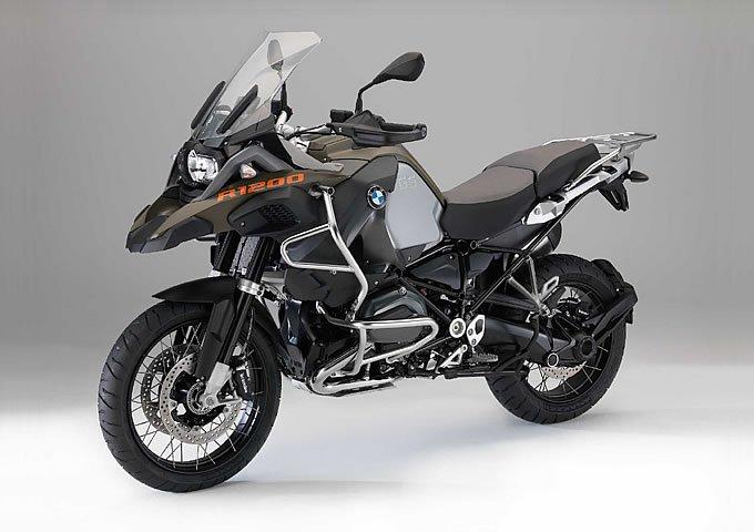 BMW Motorrad R1200GSアドベンチャーの画像