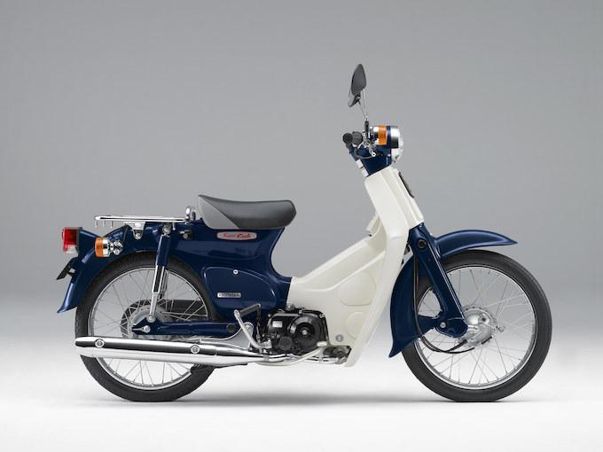 ホンダ スーパーカブ50の画像