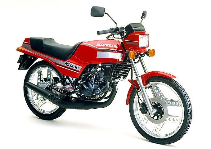 ホンダ MBX50の画像
