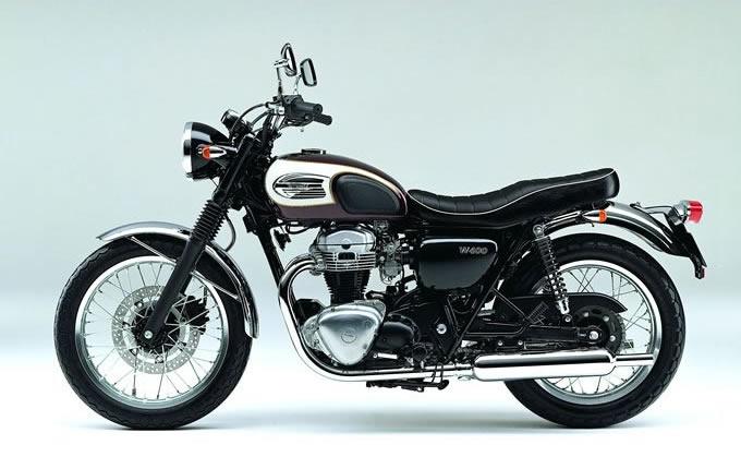 カワサキ W400の画像