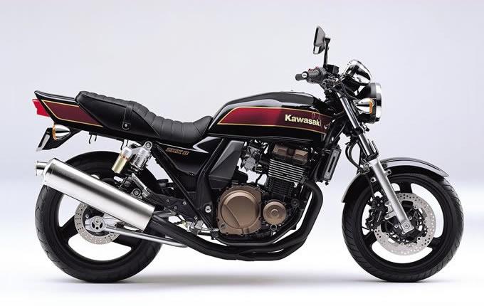 カワサキ ZRX400-2の画像