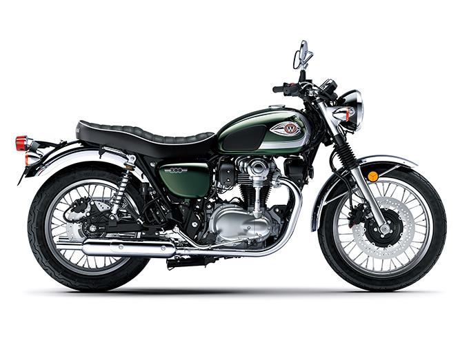 カワサキ W800(2020)の画像