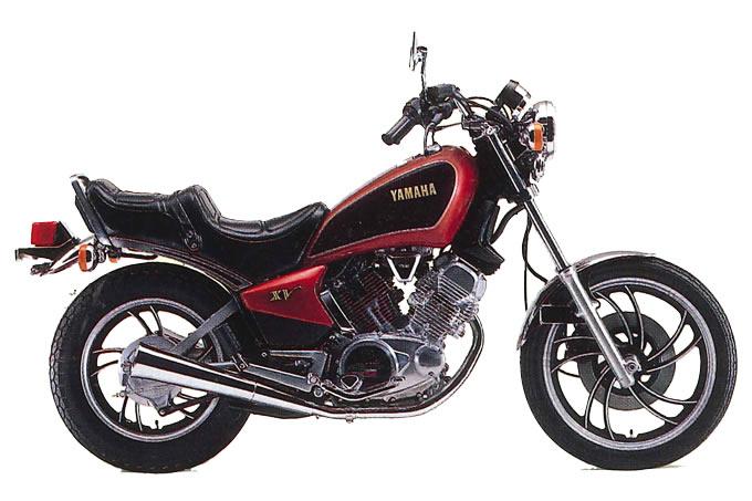 ヤマハ XV400スペシャルの画像