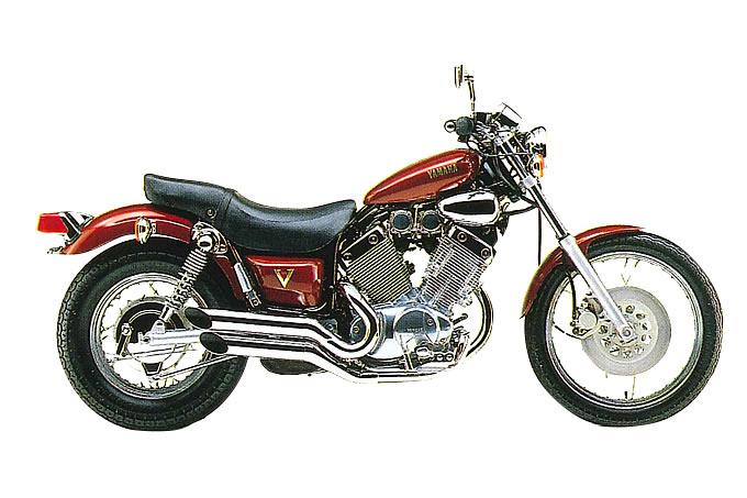 ヤマハ XV400ビラーゴの画像