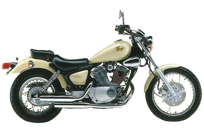 ヤマハ XV250ビラーゴの画像