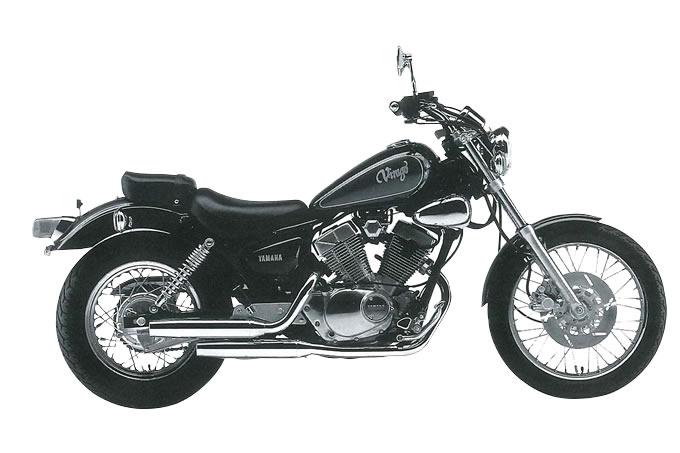 ヤマハ XV250ビラーゴスペシャルの画像