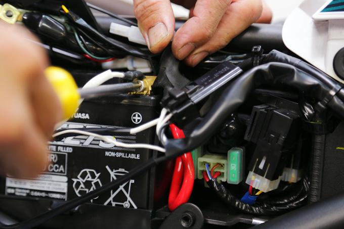 【2019最新版】バイクのバッテリーの 交換方法、種類やおすすめを紹介