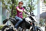 【vol.1】KTM:バイクに乗り始めたキッカケ