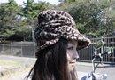 帽子が大好きなユリコさんのお気に入りショップは「CA4LA(カシラ)」。「帽子は、欲しいなと思ったら高いものでも買ってしまいます…」