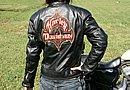 ハーレーに乗るならレザージャケット! HARLEY-DAVIDSON純正アパレルからチョイス、コウモリを模ったようなロゴがアイコン!