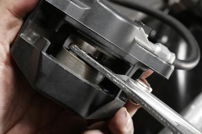 ブレーキメンテツールの画像