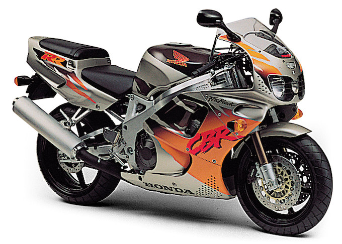 スーパースポーツフラッシュバック!! ホンダ・CBR900RR(1994-1995)の画像