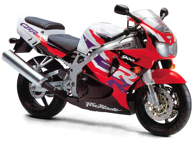 スーパースポーツフラッシュバック!! ホンダ・CBR900RR(1996-1997)の画像