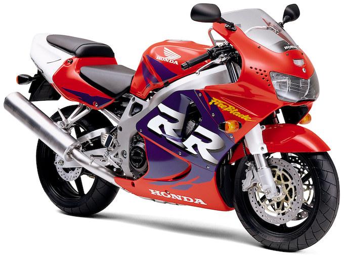 スーパースポーツフラッシュバック!! ホンダ・CBR900RR(1998-1999)の画像