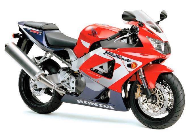 スーパースポーツフラッシュバック!! ホンダ・CBR900RR(2000-2001)の画像