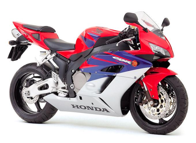 スーパースポーツフラッシュバック!! ホンダ・ホンダ・CBR1000RR(2004-2005)の画像