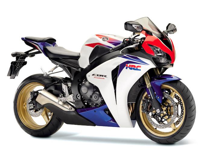 スーパースポーツフラッシュバック!! ホンダ・CBR1000RR(2008-2009)の画像