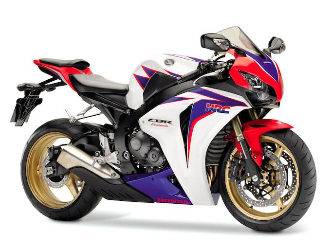 スーパースポーツフラッシュバック!! ホンダ・CBR1000RR(2010-2011)の画像