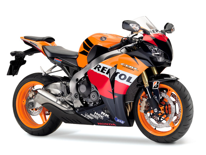 スーパースポーツフラッシュバック!! ホンダ・CBR1000RR(2011-2012)の画像