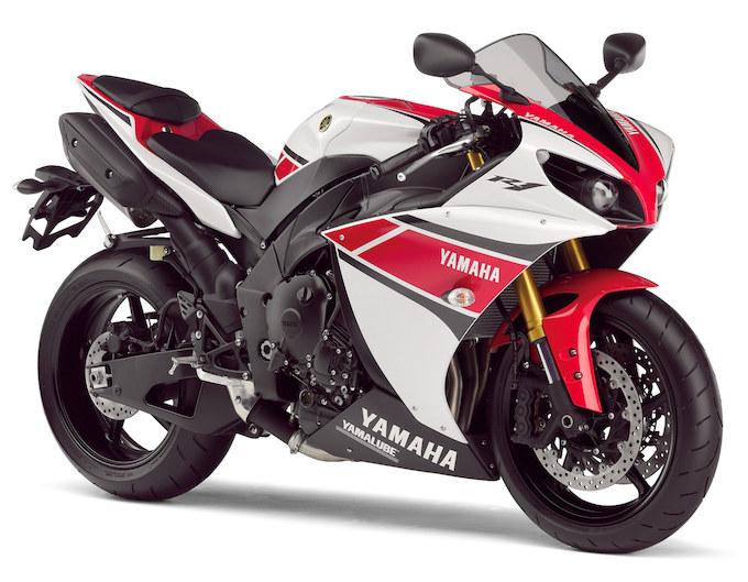 スーパースポーツフラッシュバック!! ヤマハ・YZF-R1(2011-2012)の画像