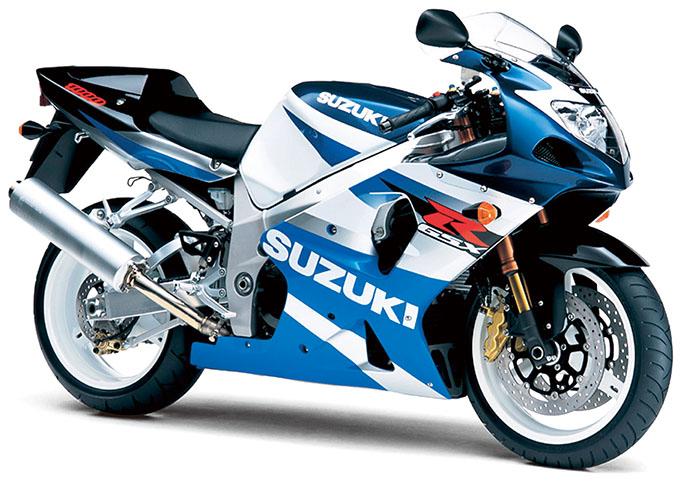 スーパースポーツフラッシュバック!! スズキ・GSX-R1000(2001-2002)の画像