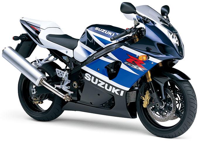 スーパースポーツフラッシュバック!! スズキ・GSX-R1000(2003-2004)の画像