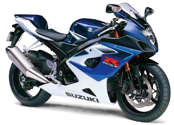 スーパースポーツフラッシュバック!! スズキ・GSX-R1000(2005-2006)の画像