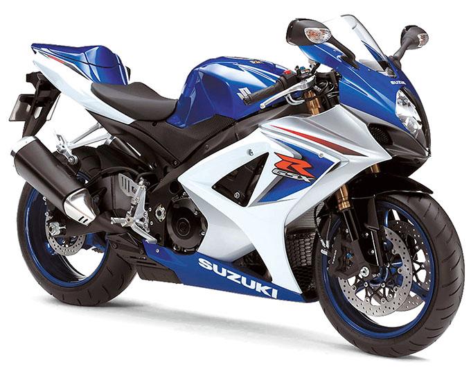 スーパースポーツフラッシュバック!! スズキ・GSX-R1000(2007-2008)の画像
