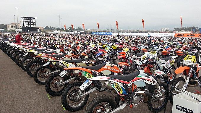 KTMが日本からの2014ISDEエントリーをサポート