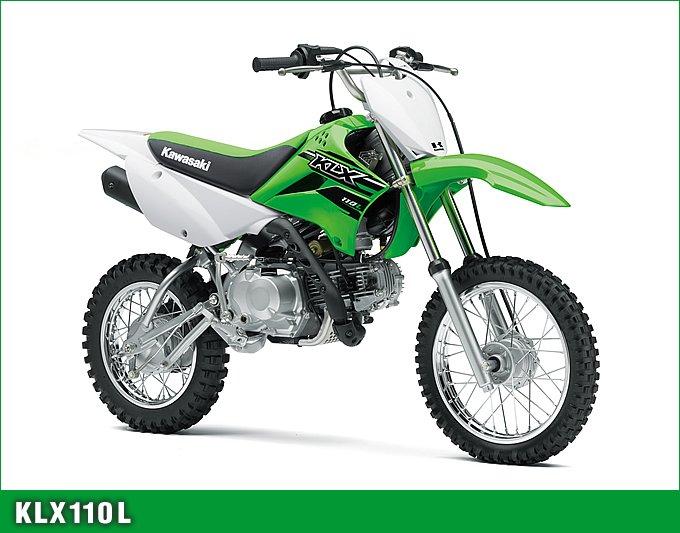 カワサキ KLX110L