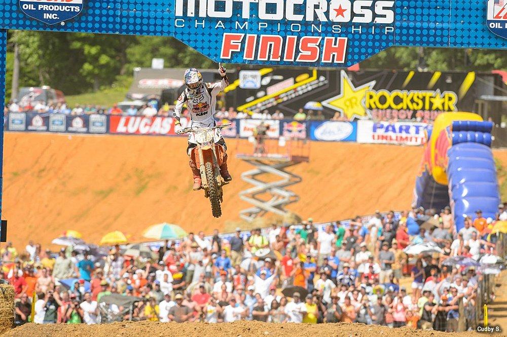 2013 AMA モトクロス ラウンド3 マディクリーク TN レースレポート