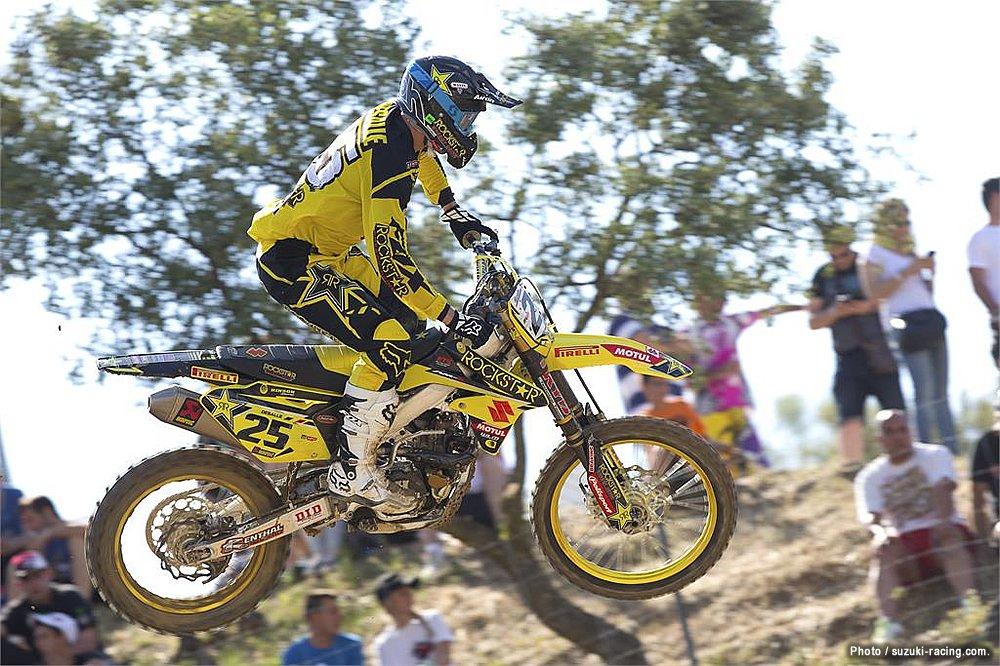 2014FIMモトクロス世界選手権シリーズ #7スペイン #8イギリス
