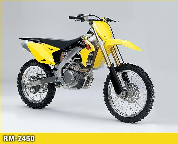 スズキ M-Z450