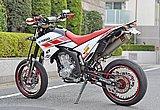 Vol.04 ユーザーが造るカスタム ヤマハ WR250X