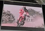 ホンダCRF450ラリーデモ走行が行われた 『ダカールラリー フェスティバル2013』