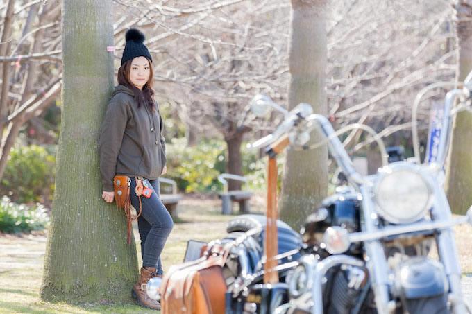 MAKIさん (YAMAHA DRAGSTAR CLASSIC400)の画像