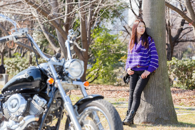 SACHIさん (YAMAHA DRAGSTAR CLASSIC400)の画像