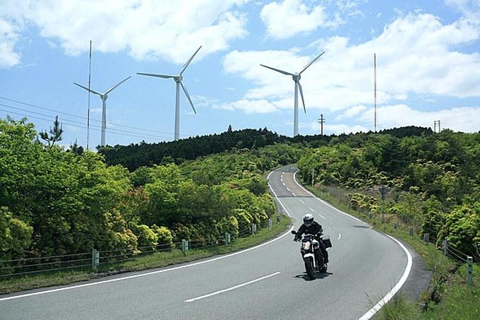 青山高原道路の画像