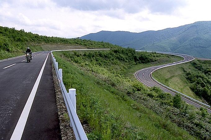 八戸川内大規模林道の画像