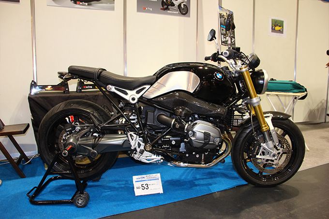 大阪モーターサイクルショー2016「カスタムワールド」コンテスト結果の画像