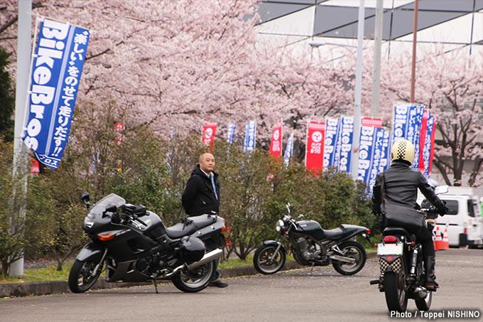 2016春のバイクブロス祭、開催しました!の画像
