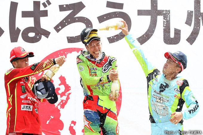 2017年 全日本モトクロス選手権 第3戦中国大会